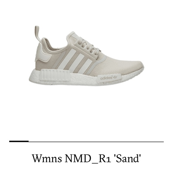 "best website 346fb 4cd8b adidas Shoes - ADIDAS NMD R1 in ""SAND"""